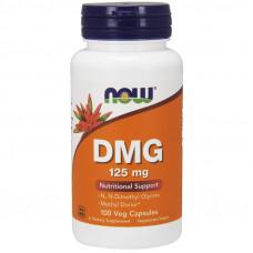 Пангамовая кислота, Витамин Б15 DMG (125мг) 100капс.