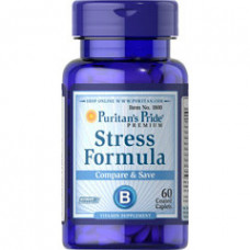 Комплекс витаминов группы В В complex Stress Formula 60 таб.