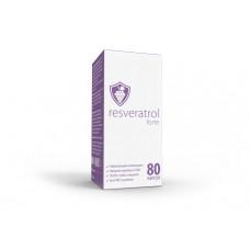 Ресвератрол Форте 500 мг (80 кап.)