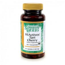 Экстракт вишни, Hi Actives Tart Cherry, 465 мг (60 капс)