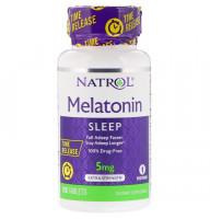 Мелатонин длительного действия (5mg) 100таб.