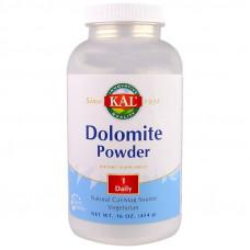 Натуральный источник кальция и магния Dolomite KAL