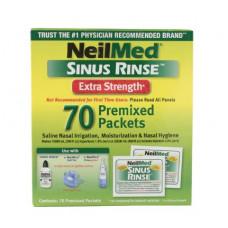 NeilMed, Экстра сильный комплект  - 70 пакетиков