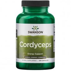 Cordyceps 600мг 120 капсул