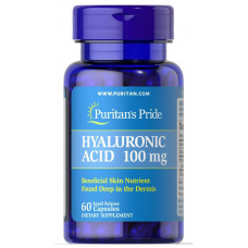 Гиалуроновая кислота 100 мг (60 капс.)