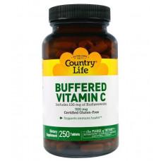 Витамин С 500 Vitamin C Buffered Time Release (500мг) 100 таб.