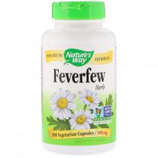 Natures Way, Пиретрум девичий, 380 мг, 180 капсул