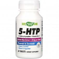 Natures Way, 5-HTP 60 таблеток