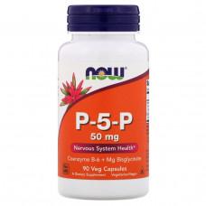 Пиридоксаль 5-Фосфат P-5-P (50 мг) 90 капс.