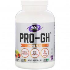 Now Foods, Pro-GH, аминокислоты комплекс, 612 г
