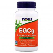 Now Foods, Галлат эпигаллокатехина (EGCG), экстракт зеленого чая