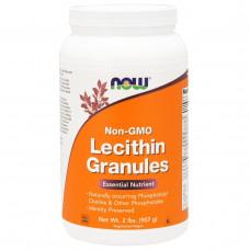 Now Foods, Гранулы лецитина, 2 фунта (907 г)
