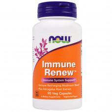 Now Foods, Immune Renew, 90 растительных капсул