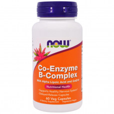 Now Foods, CO-ENZYME B-COMPLEX, 60 Vcaps