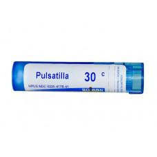 Boiron, Single Remedies, Пульсатилла, 30C, прибл. 80 гранул