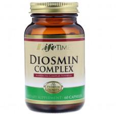 Комплекс Диосмин, Diosmin, LifeTime Vitamins, аналог Детралекс, США, 60 капсул