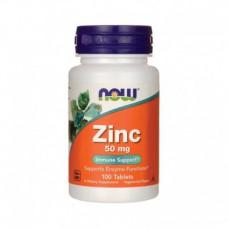 Цинк Now Foods, 50 мг