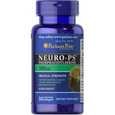 Нейро-Пс (Фосфатидилсерин) 100 мг (30капс.)