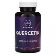 MRM, Кверцетин, 500 мг, 60 вегетарианских капсул