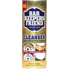 Моющее и полирующее средство, Bar Keepers Friend, 595 г