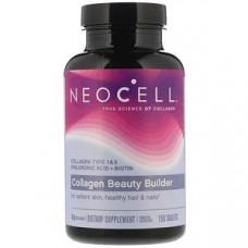 Neocell, Collagen Beauty Builder, 150 таблеток