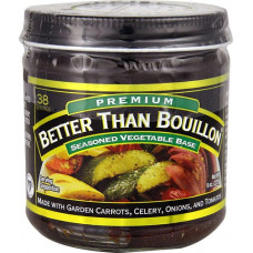 Better Than Bouillon, Овощная основа бульон, 8 унций (227 г)