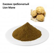 Ежовик гребенчатый, LionMane Экстракт Hericium Erinaceus, Гриб Гривы Льва Порошок