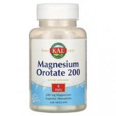 Биодоступный оротат магния KAL 200 мг, 120 таблеток