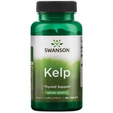 Ламинария Swanson 225 мкг, 250 таблеток