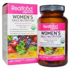 Женский витаминный комплекс ( 100% Organics ) 60 таб.