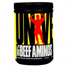 Universal Nutrition 100% Beef Aminos 400 табл., аминокислотный комплекс