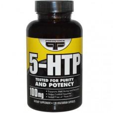 Primaforce, 5-HTP, 100 мг, 120 растительных капсул