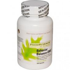 FoodScience, Behavior Balance-DMG, 120 капсул
