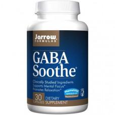 Jarrow Formulas, Успокоение GABA, 30 капсул