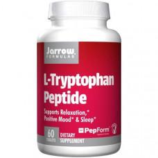 Jarrow Formulas, Пептид L-триптофана, 60 таблеток