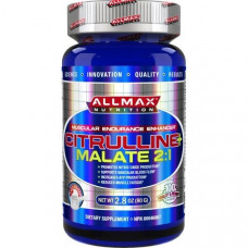 ALLMAX Nutrition, Цитруллин малат 2:1, 2,8 унции (80 г.)