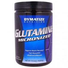 Dymatize Nutrition, Глютамин Измельченный, 17,6 унции (500 г)