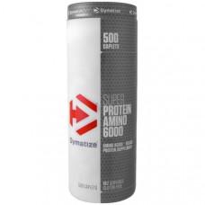 Dymatize Nutrition, Super Amino 6000, 500 каплет