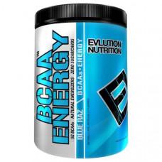 EVLution Nutrition, BCAA Energy, Синяя Кутерьма, 9,5 унций (270 г)