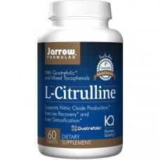 Jarrow Formulas, L-Цитруллин, 60 таблеток