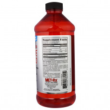 MET-Rx, Жидкий L-карнитин 1500, Вкус Натурального Арбуза, 16 жидких унций (473 мл)