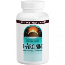 Source Naturals, L-аргинин, 3,53 унции (100 г)