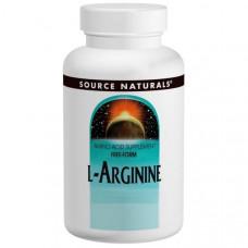 Source Naturals, L-аргинин 100 таблеток