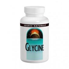 Source Naturals, Глицин, 500 мг, 200 капсул