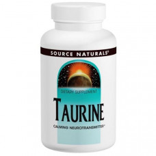 Source Naturals, Таурин 1000, 1000 мг, 240 капсул