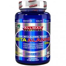 ALLMAX Nutrition, Бета-аланин, 3200 мг, 3,5 унции (100 г)