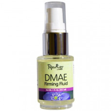 Reviva Labs, Укрепляющий флюид с ДМАЭ (диметиламиноэтанол), 1 жидкая унция (29.5 мл)