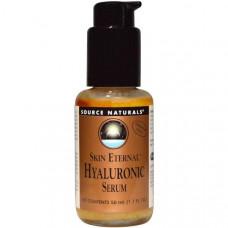Source Naturals, Гиалуроновая сыворотка Skin Eternal, 1,7 fl oz (50 мл)