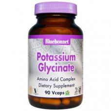 Калия глицинат Bluebonnet Nutrition, 90 капсул