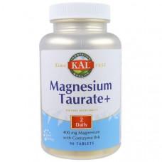 Таурат магния+ KAL 400 мг, 90 таблеток